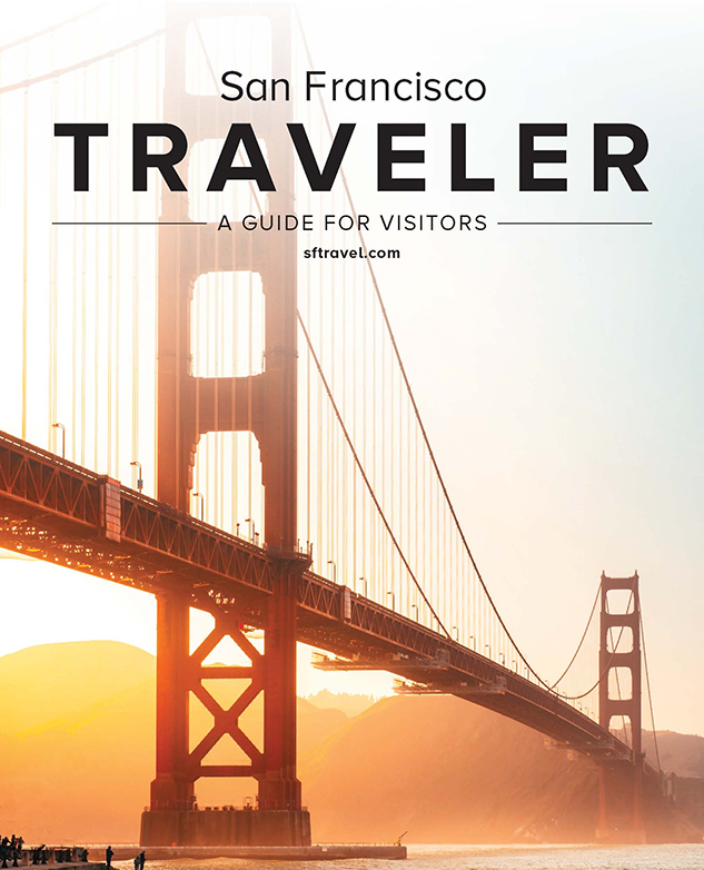 San Francisco Traveler cover