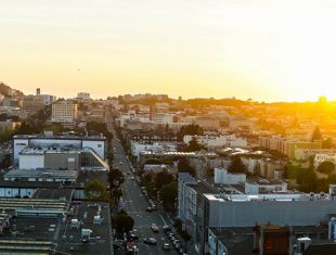 Japantown Panorama