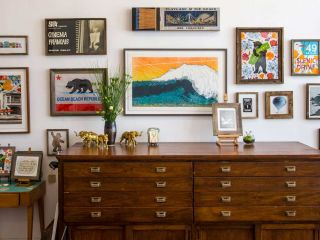 3 Fish Studios in the Outer Sunset