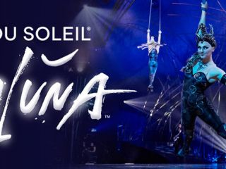 "Cirque du Soleil returns to Oracle Park with ""Amaluna,"" Nov. 3, 2019 through Jan. 12, 2020."