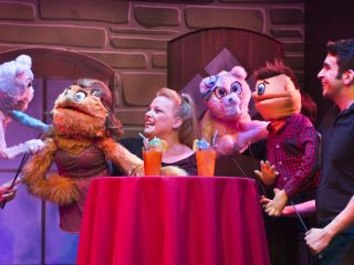 Avenue Q at the New Conservatory Theatre Center