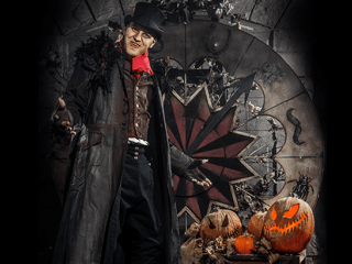 Celebrate Halloween at the San Francisco Dungeon