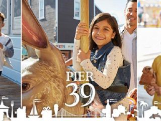 Kids Eat & Play Free with Local Advantage at PIER 39