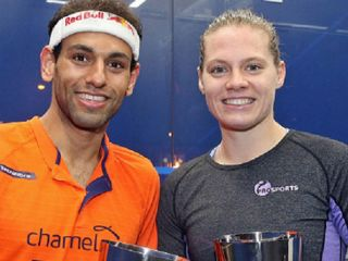 Sarah-Jane Perry returns to San Francisco in 2019 for the Oracle Netsuite Open Squash Championship and answers a few questions on how she sees San Francisco.