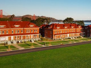 Here are some great ideas for exploring the Presidio