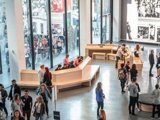 Bring the family to the San Francisco Museum of Modern Art (SFMOMA) this holiday season to enjoy art-filled public spaces, discover exciting exhibits, relax on spacious terraces, enjoy an artful meal, or check off your gift list at the Museum Store.