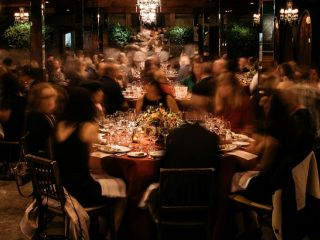 Dining Event in Napa Valley