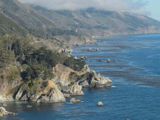 Big Sur is a Popular Attraction in Monterey County