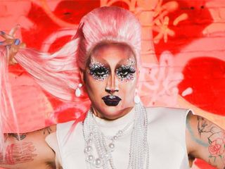 "Learn how this drag queen, who also answers to ""Horseface,"" sees San Francisco."