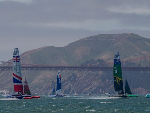 The second season of SailGP brings cutting-edge racing back to the San Francisco Bay in 2021.