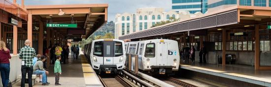 BART is the fast, easy, low-cost way to get from San Francisco International Airport or Oakland International Airport to San Francisco.