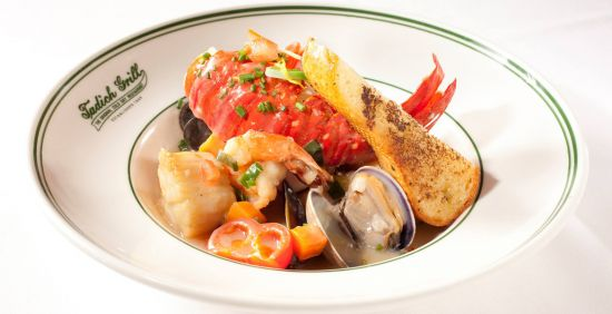Cioppino from Tadich Grill