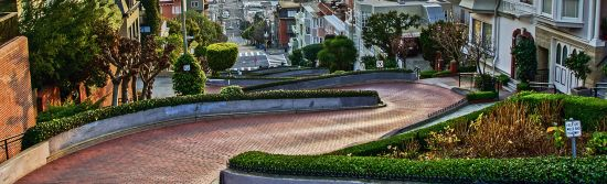 """Everything you needed to know about Lombard Street, """"The Crookedest Street in the World."""""""