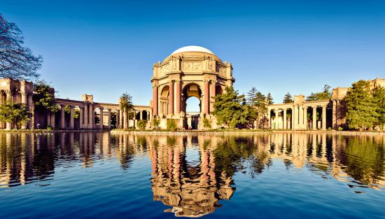 Palace of Fine Arts | San Francisco, CA