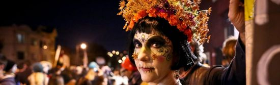 Here's 13 ways to have a spooky Halloween in San Francisco.