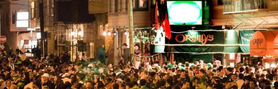 Everybody's a little bit Irish on St. Patrick's Day, especially in San Francisco. Here's our guide to this year's celebrations.