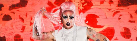 """Learn how this drag queen, who also answers to """"Horseface,"""" sees San Francisco."""